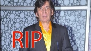 Comic actor Razak Khan passes away after a heart attack