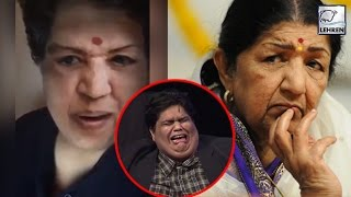 Lata Mangeshkar REACTS On Tanmay Bhat Video Controversy