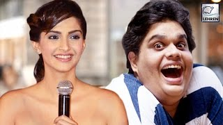 Sonam Kapoor Supports Tanmay Bhat's Video