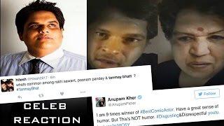 Tanmay Bhatt's INSULTING VIDEO on Sachin Tendulkar & Lata Mangeshkar - Celebs REACT