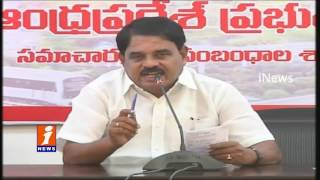 Palle Raghunatha Reddy Fires On Jagan Tour In Anantapur | iNews