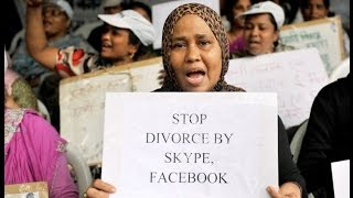 50000 Muslims Sign Petition Against Triple Talaq