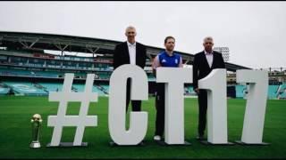 ICC Champions Trophy 2017 Schedule - Champions Trophy 2017 Teams, Venues, Fixtures Schedule