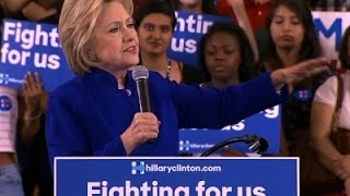 Clinton: Trump is Trying to Scam Americans
