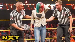 Watch the aftermath of Nia Jax's attack on Asuka: June 1, 2016