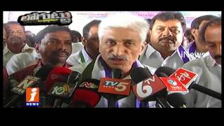 YCP Jagan Tension on Rajya Sabha Seat | Loguttu | iNews