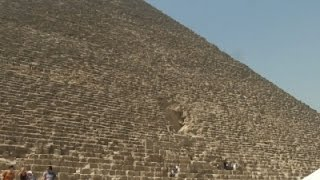 Using New Technology to Scan Ancient Pyramids