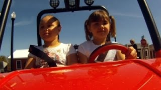 Safety Villages Let Kids Drive, Navigate Hazards