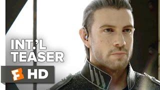 Kingsglaive: Final Fantasy XV Official Japanese Teaser Trailer #1 (2016) - Lena Headey