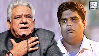 Om Puri REACTS On Tanmay Bhat Video CONTROVERSY