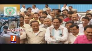 No Clarity on AP Employees Shifting process | Amaravathi | iNews