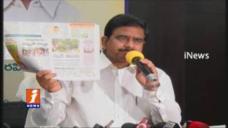 Jagan suffering from Personality Disorder | Devineni Uma Satirical comments | iNews
