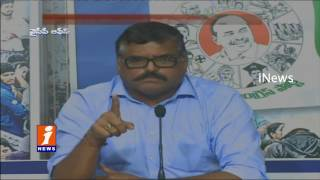 Botsa Satyanarayana Supports Jagan Comments On Chandrababu | iNews