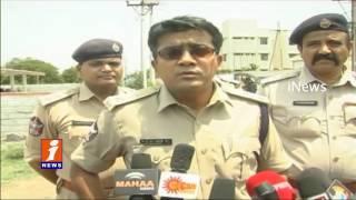 SP Trivikram Varma Inspects Ongole Maha Sankalpa Deeksha Arrangements | iNews