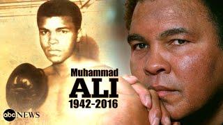 Muhammad Ali Dead - Boxer Muhammad Ali Death - Muhammad Ali dies at 74