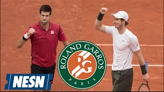 Novak Djokovic, Andy Murray Set To Meet In French Open Final