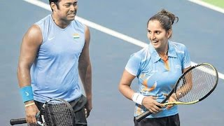 French Open 2016: Sania Mirza vs Leander Paes in Mixed Doubles finals
