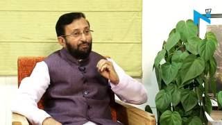 Two years of Modi Govt: An exclusive interview of Environment Minister Prakash Javadekar