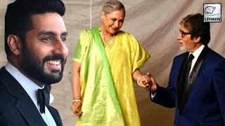 Abhishek Bachchan Celebrated Amitabh-Jaya's WEDDING ANNIVERSARY