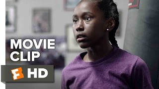 The Fits Movie CLIP - Punching Bag (2016) - Royalty Hightower