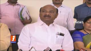 TDP Ayyanna Patrudu Condemns YS Jagan Comments On Chandrababu | iNews