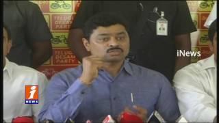 Jagan Mind is not in Conscious | CM Ramesh | iNews