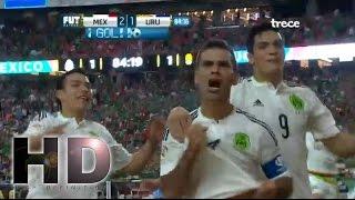 Mexico vs Uruguay 3-1 GOLES RESUMEN EN HD Copa America 2016 Centenario