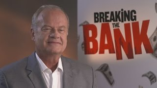 Kelsey Grammer on playing a Brit in film Breaking the Bank