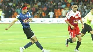 Charity Football Match 2016 | Indian Cricketers vs Bollywood | Virat Kohli , MS Dhoni, Ranbir Kapoor