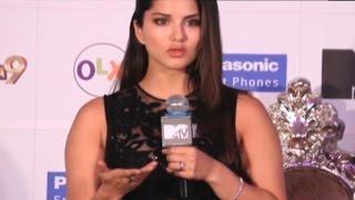 Sunny Leone Talks About Male Contestants At The la    (video id -  371492997a32)
