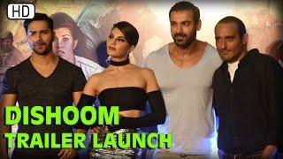 Dishoom | John Abraham, Varun Dhawan, Jacqueline Fernandez & Akshaye Khanna | Trailer Launch