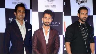 Bollywood's Most Dapper Men   GQ Best Dressed Men Awards 2016