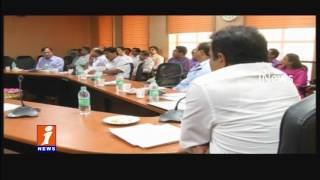 TRS Govt Focused on GHMC on Problems | iNews