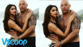 Deepika & Vin Diesel Look Smoking Hot | XXX: The Return Of Xander Cage #VSCOOP