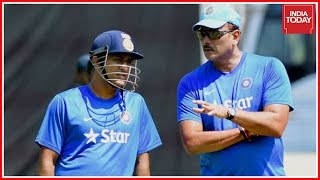Ravi Shastri Applies For Coaching Indian Cricket Team
