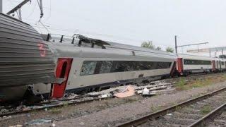 Raw: Deadly Train Collision in Belgium