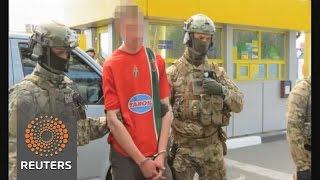 Ukraine arrests man reportedly planning France attack