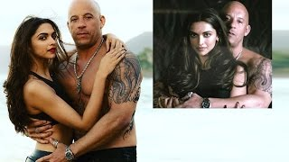 Deepika Padukone & Vin Diesel XXX Return of Xander Cage Photo will make you JEALOUS