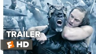 The Legend of Tarzan Official Trailer (2016) - Margot Robbie, Alexander Skarsgard
