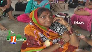 All Arrangements are done For Fish Medicine at Nampally | Hyderabad | iNews