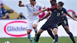 USA vs Costa Rica 4-0 All Goals & (Copa America 2016)