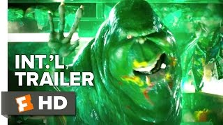 Ghostbusters Official International Trailer 3 (2016) - Kristen Wiig, Kate McKinnon