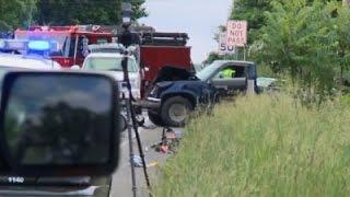 Truck Crash Kills Five Michigan Bicyclists