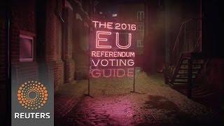 Voter push ahead of Brexit deadline