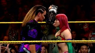 Asuka faces her toughest challenge yet in Nia Jax at NXT TakeOver: The End