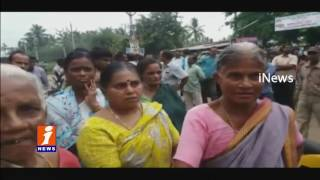 Road Accident at Visakha | Women Died | iNews