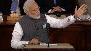 Modi: U.S. an 'Indispensable Partner' to India