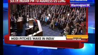 Sixth Indian PM To Address US Congress