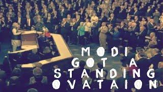 NARENDRA MODI gota STANDING OVATION at Joint Meeting of US Congress l 2016 Modi USA Visit l Obama