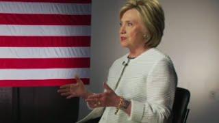 Hillary Clinton: Nomination Will Send 'Signal Around the World'